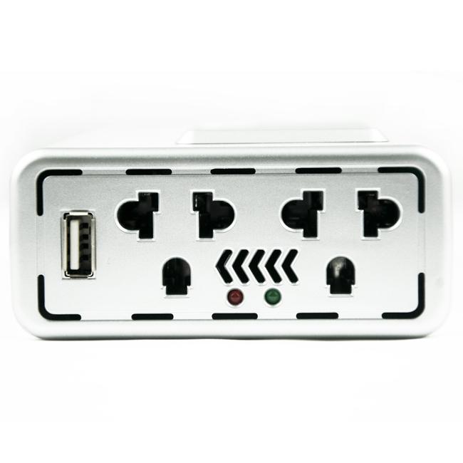 Invertor napětí (adaptér) do auta - z 12V na 220V
